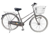 26 Lady Stainless Bicycle with 3speed