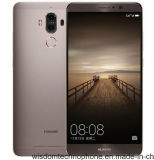 "Huawei Mate 9 4G FDD Lte Android 7.0 Octa Core CPU 5.9"" FHD 1920X1080 4G+64G 20.0MP +12MP Leica Dual Rear Camera NFC Fingerprint Smart Phone Mocha"