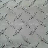 Diamond Embossed Aluminium Sheet Coil 1100 3003 H18