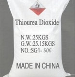 Manufacturer Supply White Crystal Powder Thiourea Dioxide 99%Min