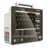 Medical Equipment ECG SpO2 Multi-Parameter Patient Moniter System Ysd16b