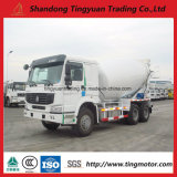 Sinotruk HOWO Concrete Mixer Truck with High Quality