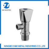 Ceramics Chrome Plated 1/2′′ Brass Angle Valve for Cold Water