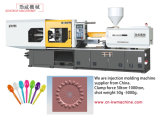 High Speed Fast Cycle Disposable Spoon Plastic Injection Molding Machine
