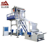 High Speed Long Service Life Rotary Die Double Rewinder Film Blowing Machine with Ce