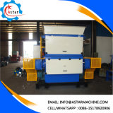 Industrial Double Shaft Scrap Metal Waste Paper Tire Recycling Shredder for Sale