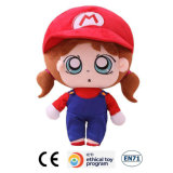 Cheap, Cute Girl Toys Decorated with Plush, High Quality Rag Doll