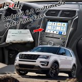 Car GPS Naviogation Portable GPS Android Multimedia Navigator for Ford for Explorer