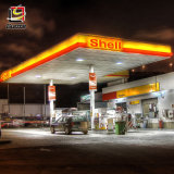 Gas Station Construction Petrol Station Signage Board LED Price Board for Petrol Station Display