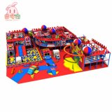 Manufacture Soft Play Maze Equipment Children Indoor Play Toys