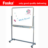 Foska Double Side Fancy Movable Stand White Writing Board