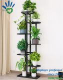 Plant Stand House Home Decor Modern Display Holder Rack Wrought Iron Adjustable Indoor Metal Plant Stand