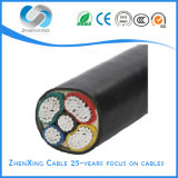 0.6/1kv Vlv Aluminum Conductor XLPE Insulated PVC Jacket Power Cable