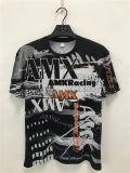 China Manufacturing Custom Design Sublimation Printing Men's T Shirt