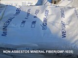 Non-Asbestos Mineral Fiber Brake Lining Use Minral Fiber Friction Materials
