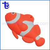 Best Price Cartoon Clownfish USB 2.0 Flash Sticks