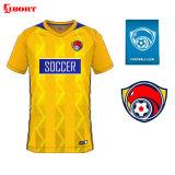 Aibort Wholesale Cheap Custom Logo Design Soccer Football Striped Jersey/Wear (V-FOOTBALL1 (6))