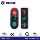 Arrow LED Countdown Timer Traffic Signal Light