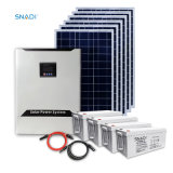 Hybrid Solar Power Inverter 2kw 3kw 4kw 5kw 6kw off-Grid Tie Combined with MPPT Solar Charge Controller