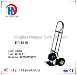Factory Direct Wholesale Double Wheel Hand Trolley (HT1818)