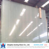 Flat Toughened/Float Low Iron/Super/Ultra Clear Glass Panel
