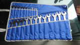 23PCS Professional Combination Wrench Set in a Hang Bag (FY1023C1)
