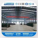 10 Ton Electrical Hoist Eot Crane Price (LDA)