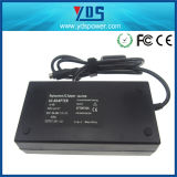 Round 4 Pin 24V 6A LED Power Adapter for Laptop