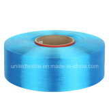 100% Polyester Dope-Dyed Filament Yarn with 150d/144f SD POY