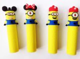 Cute Cartoon Power Bank Promotional Portable Mobile Battery Charger