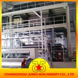 """3200mm """"Ss"""" PP Double Die Spunbonded Nonwoven Machinery (038)"""