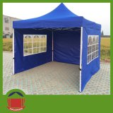 Outdoor Metal Canopy Dark Blue Color Folding Tent