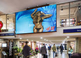 P4 Indoor SMD Full Color LED Display Screen for Advertising or Rental