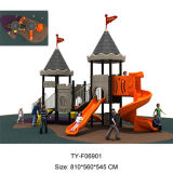 Newly Attractive Backyard Kids Outdoor Playground Items (TY-F06901)