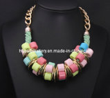 Shourouk Style Fashion Necklace/Fashion Jewelry (XJW13233)