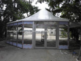 Outdoor Advertising Dome Tent Transparent Polygon Tent