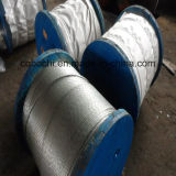Galvanized Multilayer Non-Rotating Steel Wire Rope