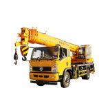 8 Ton Hydraulic Mini Crane Mounted Truck