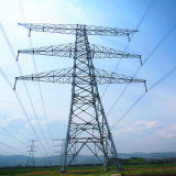 500 kV Linear Steel Tube Power Transmission Tower