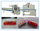 Milk Bottle Shrink Wrapping Machine with Shrink Tunnel