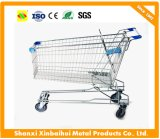 4 Wheels Shopping Trolley, Grocery Shopping Carts for Sale