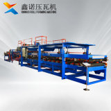 Xn Wall or Roof Panel EPS Sandwich Panel Roll Forming Machine