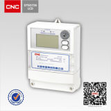 Three-Phase Electronic Multi-Function Watt-Hour Meter (DTSD726)