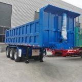 2/3 Axle Tipping Tipper Semi Tri Axle 25 Ton Dump Trailer for Tractor