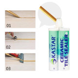 Factory Supply Water Resistant Easy to Clean Great Flexibility Tile Filler Repair for Bedroom Gap Filling