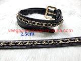 New 2020 Woman Fashion Belt PU Chain Belts