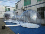 Clear Inflatable Tent, Bubble Camping Tent for Sales