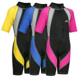 Neoprene 2mm Surfing Wetsuit Shorty Suit for Kids