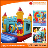 2018 Cartoon Character Theme Inflatable Bouncy Castle (T2-220)