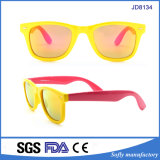 2017 Kids Designer UV400 Protective Sunglasses with Rubber Soft safety
